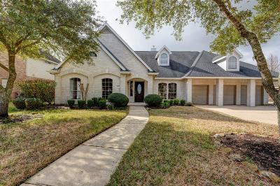 Friendswood Single Family Home For Sale: 2905 Palmer