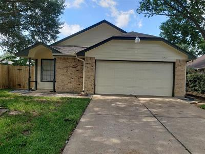 Katy Single Family Home For Sale: 19419 Cypress River Drive