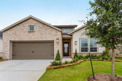 Houston TX Single Family Home For Sale: $377,495