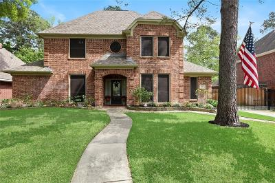 Galveston County, Harris County Single Family Home For Sale: 16522 Avenfield Road