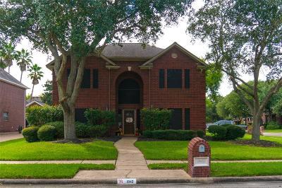Single Family Home For Sale: 1842 Raintree Circle