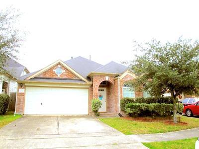 Houston Single Family Home For Sale: 10310 Gerlach Street