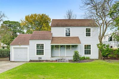 Garden Oaks Single Family Home For Sale: 208 W 32nd Street