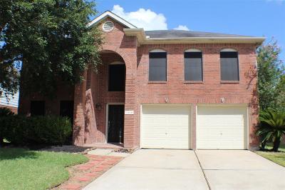 Katy Single Family Home For Sale: 21606 Grand Bay Lane