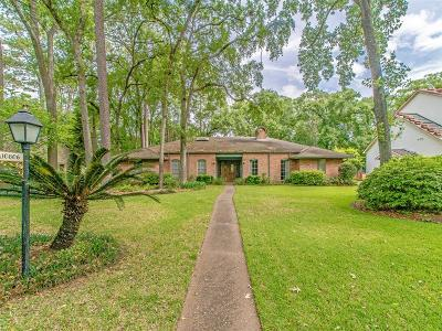 Houston Single Family Home For Sale: 10806 Hunters Forest Drive