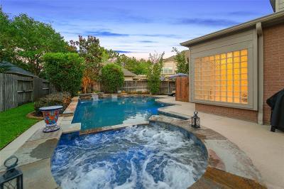 Single Family Home For Sale: 12503 Cherry Creek Bend Lane