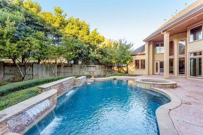 Sugar Land Single Family Home For Sale: 3 Brentwood Court