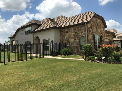 Sugar Land Single Family Home For Sale: 4922 Fairford Drive
