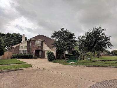 Missouri City Single Family Home For Sale: 510 Hawthorn Place