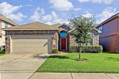 Tomball Single Family Home For Sale: 25438 Saddlebrook Champion Way