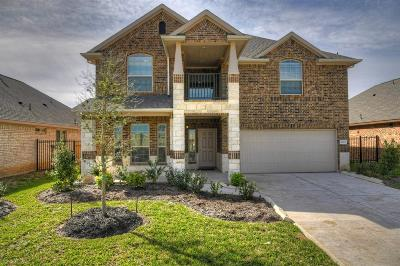 Katy Single Family Home For Sale: 24315 Marcello Lakes Drive