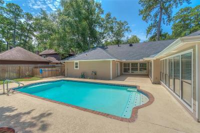 Kingwood TX Single Family Home For Sale: $299,900