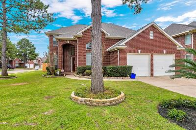 Single Family Home For Sale: 15419 Clear Valley Drive