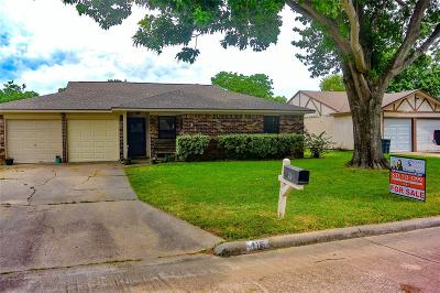 Texas City Single Family Home For Sale: 416 28th Avenue N