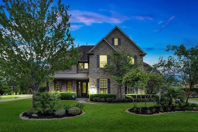 The Woodlands Single Family Home For Sale: 3 Millers Rock Court