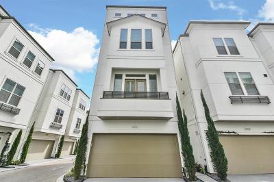Houston Single Family Home For Sale: 5441 Larkin Street