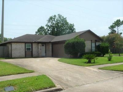 Sugar Land Single Family Home For Sale: 2830 Old Fort Road