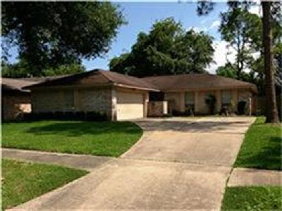Houston Single Family Home For Sale: 15814 Cavendish Drive