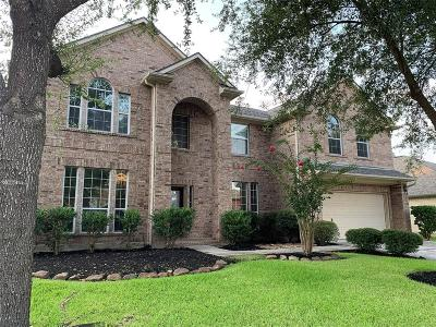 Spring Single Family Home For Sale: 6314 Amelia Springs Drive