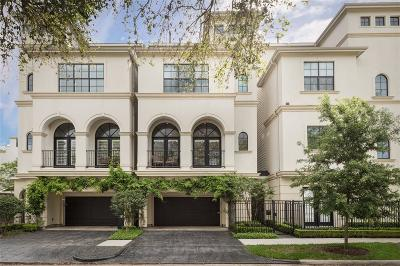 Houston Single Family Home For Sale: 1921 Converse Street