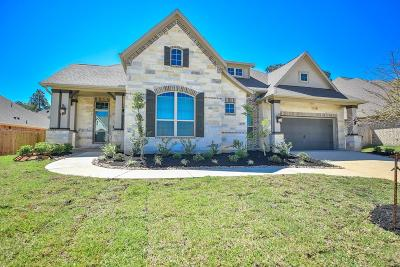 Conroe Single Family Home For Sale: 1827 Rocky Hills Drive