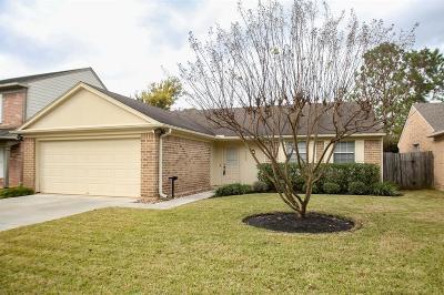 Sugar Land Single Family Home For Sale: 4423 Treasure Trail