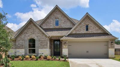 Conroe Single Family Home For Sale: 212 Red Petal Way