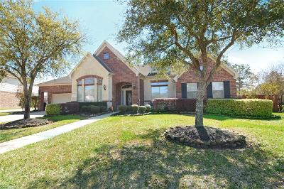 Humble Single Family Home For Sale: 14702 Mineral Springs Court