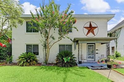 Houston Multi Family Home For Sale: 5324 Dora Street