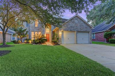 Katy Single Family Home For Sale: 20807 Smokey Sage Drive