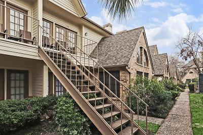 Harris County Condo/Townhouse For Sale: 2425 Holly Hall Street #120
