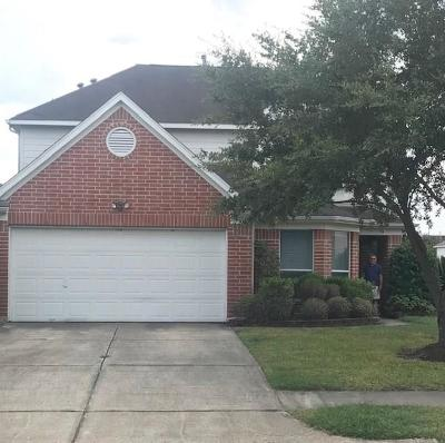 Humble Single Family Home For Sale: 7302 Fox Forest Trail