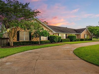 Rosenberg Single Family Home For Sale: 4018 Scott Circle