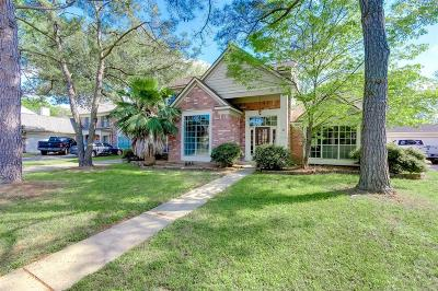 Houston Single Family Home For Sale: 16307 Hickory Point Road