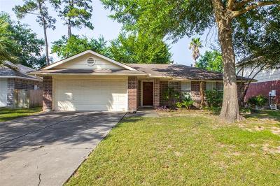Kingwood Single Family Home For Sale: 2235 Pine Cone Drive