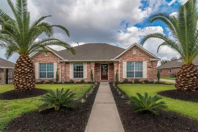 Pearland Single Family Home For Sale: 11401 Freestone Avenue