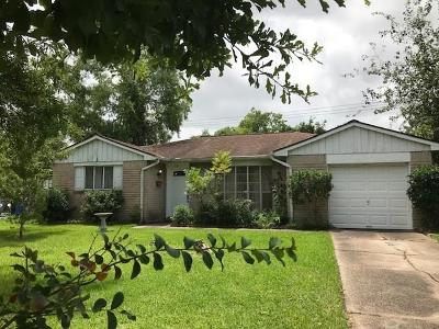 Channelview Single Family Home For Sale: 718 Deercrest Street