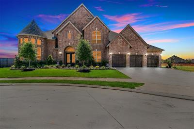 Katy Single Family Home For Sale: 2818 Auburn Cliff Trail
