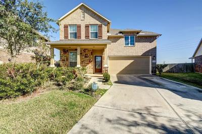 Brookshire Single Family Home For Sale: 9948 Boulder Bend Lane