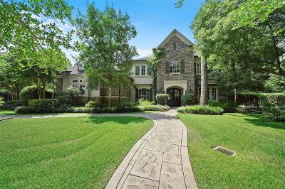 Bunker Hill Village Single Family Home For Sale: 11709 Timberknoll Street
