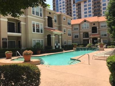 Houston Condo/Townhouse For Sale: 3231 Allen Parkway #3108