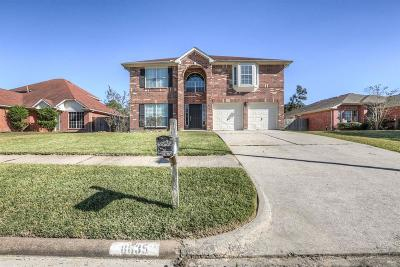Tomball Single Family Home For Sale: 8635 Creek Willow Drive