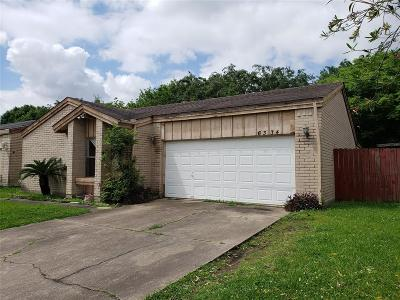 Houston Single Family Home For Sale: 6334 Dawnridge Drive
