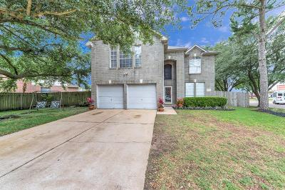 Katy Single Family Home For Sale: 1727 Charlton House Lane