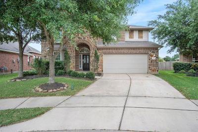 Brookshire Single Family Home For Sale: 29969 Claycrest Lane