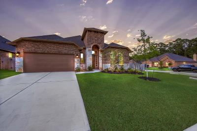 Conroe Single Family Home For Sale: 1551 Heartwood Drive