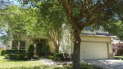 Spring Single Family Home For Sale: 5642 Valley Scene Way