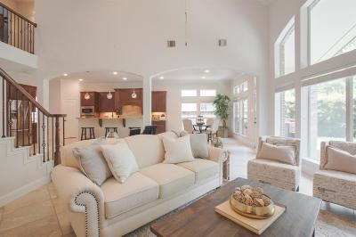 The Woodlands Single Family Home For Sale: 18 Prism Point Place