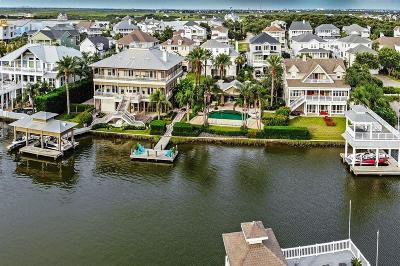 Pirates Cove Single Family Home For Sale: 3310 Lanyard Place