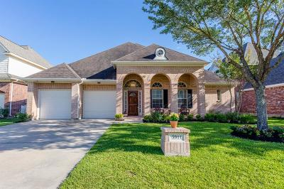 Sugar Land Single Family Home For Sale: 5911 Stratford Gardens Drive